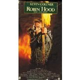 Robin Hood, Prince of Thieves (VHS Tape)