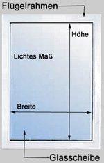 85//... Griffstangen-Set braun f/ür Braas-Atelier-Dachfenster AF86//BA