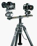 Gitzo G1539 17-Inch Double Camera Platform by Gitzo