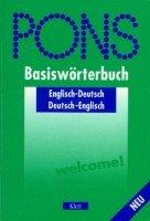 PONS Basiswörterbuch, Englisch