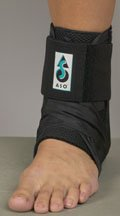 ASO Max Ankle Stabilizing Orthosis (Small)