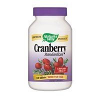 Nature's Way, Cranberry Extract Standardized, 60 - Extract Standardized Cranberry