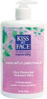 Kiss My Face Peaceful Patchouli Ultra Moisturizer, 16-Ounce
