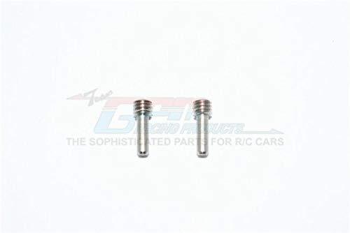 GPM Screw Pins for Item# SSLA1280FH & SSLA1277RH F/R CVD Drive Shaft for Traxxas Slash 4X4 -2Pc Set