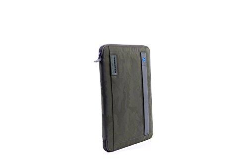 Piquadro Poartblocco Sottile Formato A4 Verde