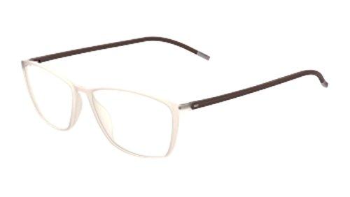 - Eyeglasses Silhouette SPX Illusion Full Rim 1560 6106 creme 52/14/135 3 piece fr