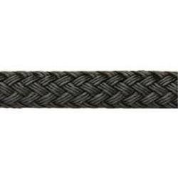 migliore qualità Buccaneer Rope Co Double Braided Braided Braided Nylon Dock Line Type  Solid nero - Length  1 2In. X 15Ft. by BUCCANEER ROPE CO.  da non perdere!