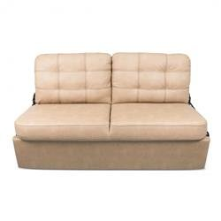 Amazon Com 68in Jack Knife Sofa Beckham Tan With Kickboard Automotive