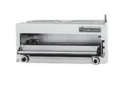 Garland MIR-34C Master Seris Countertop Gas Salamander Broiler with (2) 20,000 BTU Infrared Burners