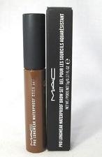 Pro longwear waterproof brow set BROWN EBONY by MAC Ebony Set