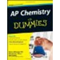 AP Chemistry For Dummies by Mikulecky, Peter J., Gilman, Michelle Rose, Brutlag, Kate [For Dummies, 2008] (Paperback) [Paperback]
