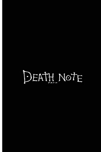 Death Note Diary: Blank Anime Lovers Planner Notepad; Great For Teenage Girls Boys Adults; School Composition Lined Notebook Memo Journal: College ... Home Student Teacher; For Ideas Goals Lists - Graphic Design Journals