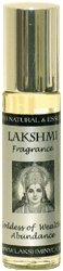 Lakshmi Fragrance - Goddess of Wealth & Abundance 0.33 oz Perfume Roll-On
