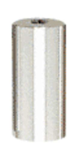CRL Brushed Stainless Standoff Base 3/4