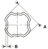 bondioli-pavesi-outer-tube-part-no-bp122111500-sw07934