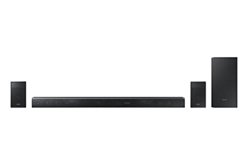 Samsung HW-K950/ZA 5.1.4 Channel Soundbar with Dolby Atmos Technology (2016 Model)