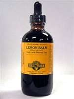 Herb Pharm- Lemon Balm 1 oz - Pharms Lemon Balm