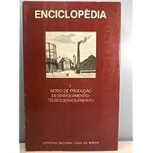 Enciclopédia Einaudi, v. 7: Modo de Produção, Desenvolvimento/Subdesenvolvimento