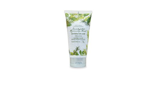 Natural Inspirations Eucalyptus Rosemary Mint Exfoliating Body - Cranberry Scrub Body