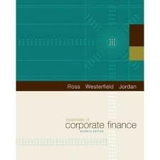 Essentials of Corporate Finance 7th (seventh) edition
