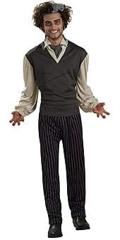 Sweeney Todd Costume - Standard - Chest Size 40-44 -