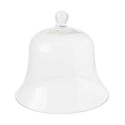 Estetico Quotidiano Glass Bell Cover by Seletti