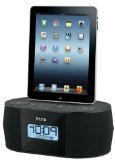 iD38 Desktop Clock Radio for 30 pin Apple devices ONLY OPEN BOX