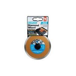 407737 Plasplugs General Purpose Diamond Wheel 110mm
