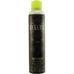ROCKAHOLIC by Tigi DIRTY SECRET DRY SHAMPOO 6.3 OZ ( Package Of 6 ) by TIGI Cosmetics