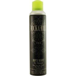 ROCKAHOLIC by Tigi DIRTY SECRET DRY SHAMPOO 6.3 OZ ( Package Of 6 ) by TIGI Cosmetics