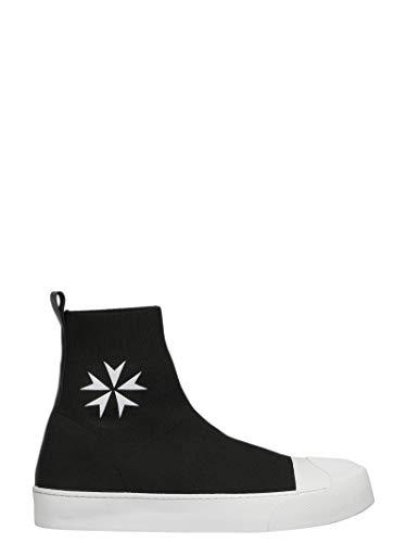 Stoff Herren Barrett Sneakers BCT266H9006524 Schwarz Neil Top Hi qpFwOAA