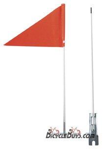Sunlite Safety Flag 2Pc