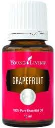 Young Living con aceite esencial de pomelo–15ml
