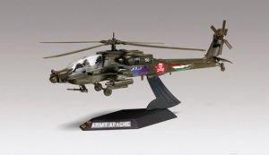 Revell Skill Level - Revell SnapTite Apache Helicopter Plastic Model Kit