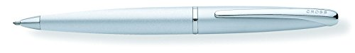 (Cross ATX, Matte Chrome, Ballpoint Pen, with Chrome Plated Appointments (882-1))