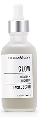 Valjean Labs Facial Serum, Glow, Vitamin C And Magnesium by Valjean Labs