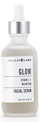 Valjean Labs Facial Serum, Glow, Vitamin C + Magnesium