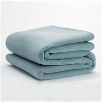 Vellux Original Blanket Queen (Case of 4) (Bluebell)