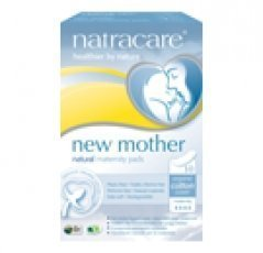 Natracare New Mother Natural Maternity Pads, 10 Count by Natracare