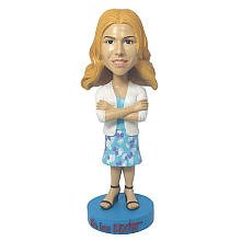 Bif Bang Pow! Dexter Bobble Head Rita (Dexter Bobble Head)