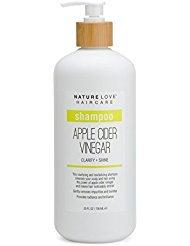 Love Apple - Nature Love Haircare Apple Cider Vinegar Shampoo 25 Fl. Oz.