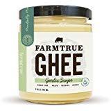 Farmtrue Garlic Scape Ghee