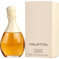 Halston By Halston For Women. Cologne Spray Alcohol-Free 3.4 Oz. - Halston Cologne Women