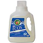 Earth Friendly Products Ecos Laundry Liquid, Free & Clear 10