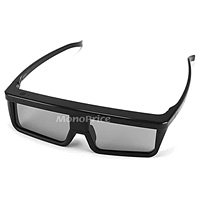 Monoprice 3D IR Active Shutter Glasses for Samsung 3D Displays by Monoprice (Image #1)