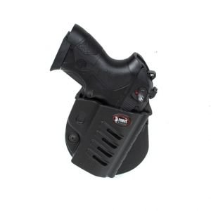 Ankle Holster for Beretta PX4 Storm, Baikal MP-446 and Taurus PTs 24/7 Model BRS-A by Fobus. by Fobus