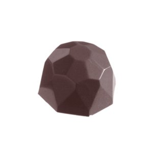 Chocolate Mold Geodesic Dome 30mm Diameter x 20mm High, 40 Cavities