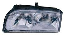 Go-Parts » 1993-1997 Volvo 850 Headlight Assembly (with Dual Bulb Headlamps) - Left (Driver) Replacement 9159412-7 VO2502101