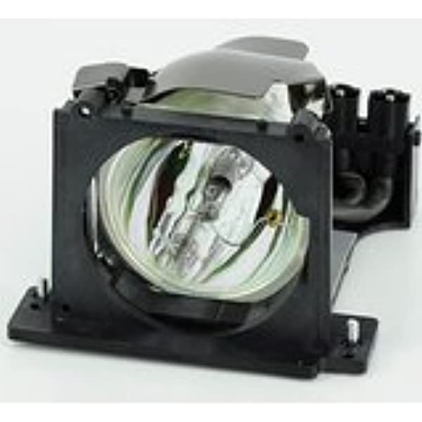 Replacement Lamp with Housing for OPTOMA EP749 with Phoenix Bulb Inside