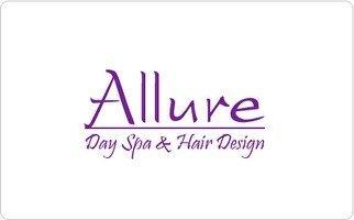 Allure Day Spa & Hair Design Gift Card ($50) ()